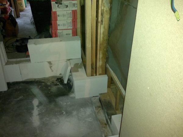Antirutschmatte Dusche Meterware : Dusche Mauern Wandst?rke : Wandst?rke 15 cm